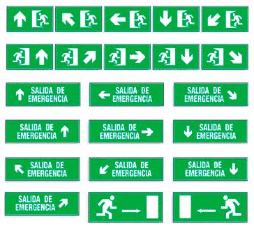 1 linea evacuacion