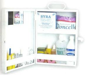 2 kit de medicamentos