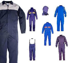 6 ropa de trabajo
